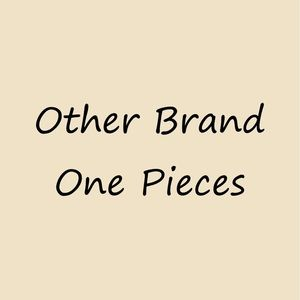 Other Brand One Pieces